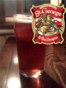Beer Review - Wadworrths St. George and the Dragon