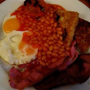 Pub breakfasts