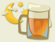 Beer in the Evening