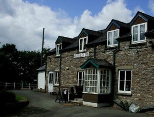 Hollybush Inn Hay on Wye
