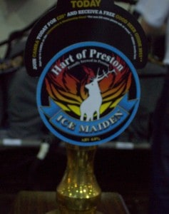 Hart of Preston Ice Maiden