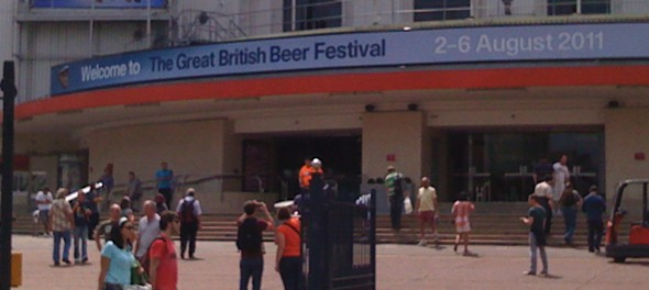 Great British Beer Festival 2011