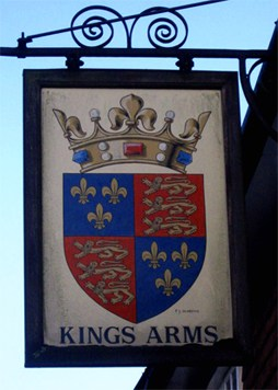 The Kings Arms - Elham Kent