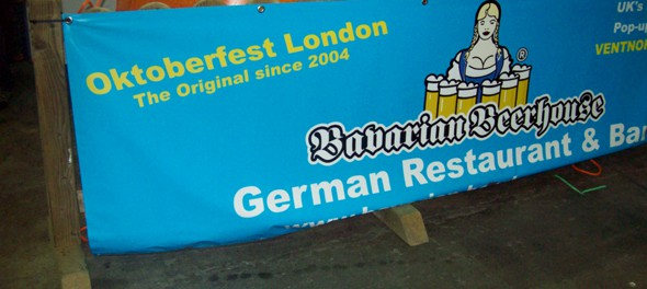 2011 Great British Beer Festival - Oktoberfest London