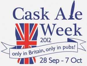 National Cask Ale Week 2012