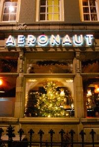 The Aeronaut, Acton