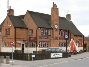 The Earl of Stamford, Leicester