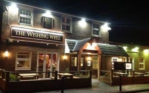 The Wishing Well, Lincoln