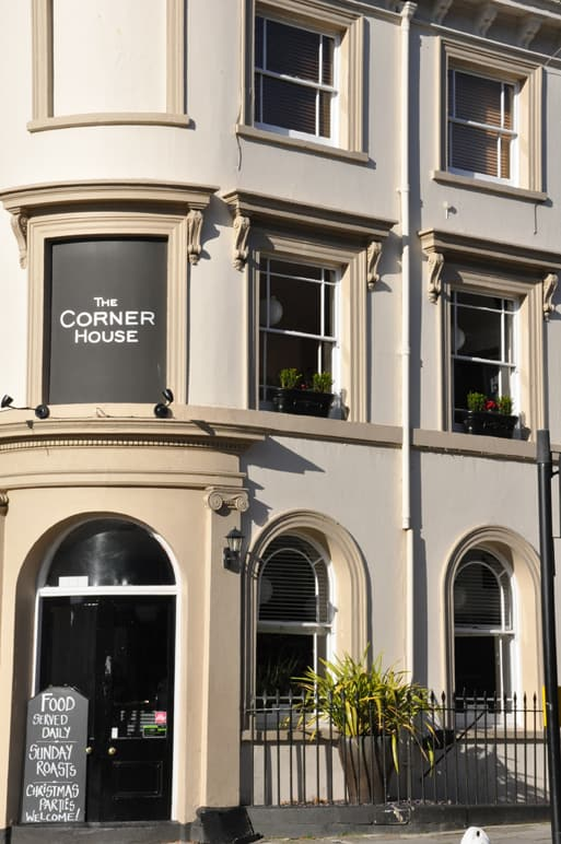 Corner house windsor
