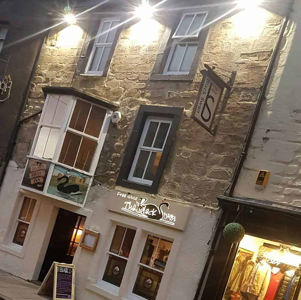 The Black Swan Inn, Alnwick