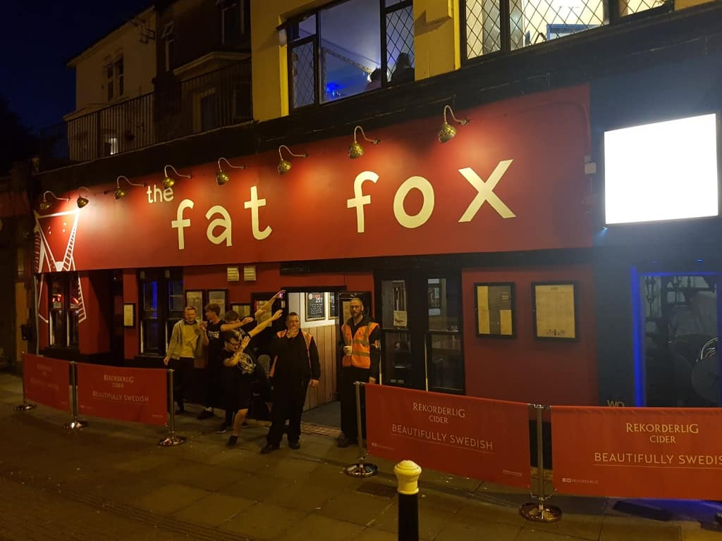 The Fat Fox, Southsea